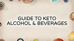 Guide to Keto Alcohol & Beverages