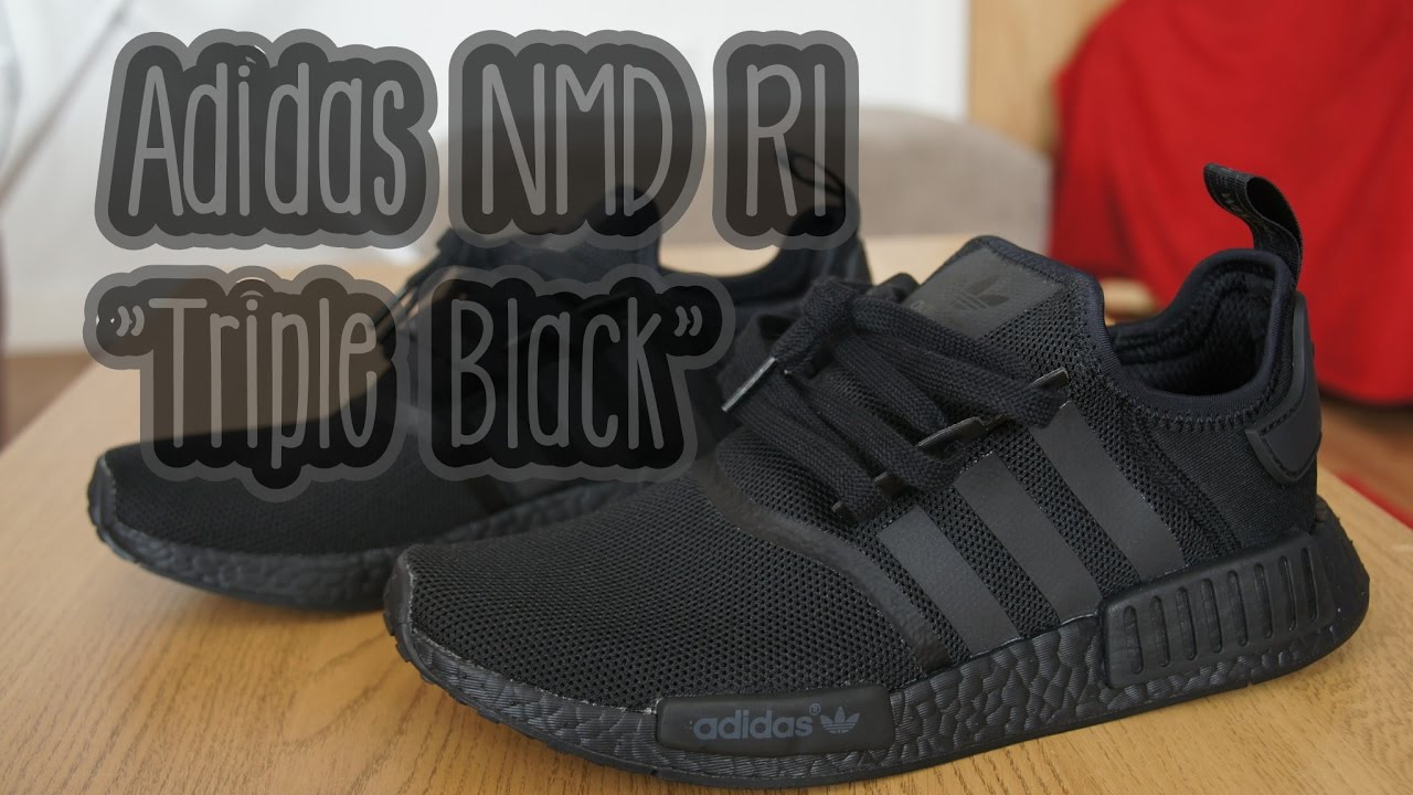 premium selection 39873 3591d Adidas NMD R1