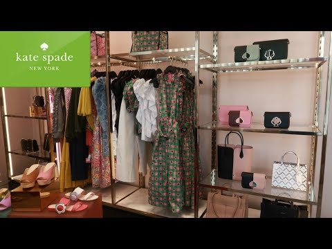 KATE SPADE* SPRING 2019 SHOES, BAGS, CLOTHES & JEWELRY