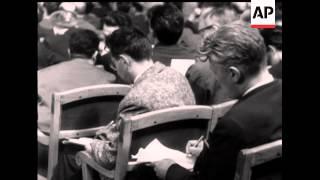 U-2 Spy Plane Trial - 1960
