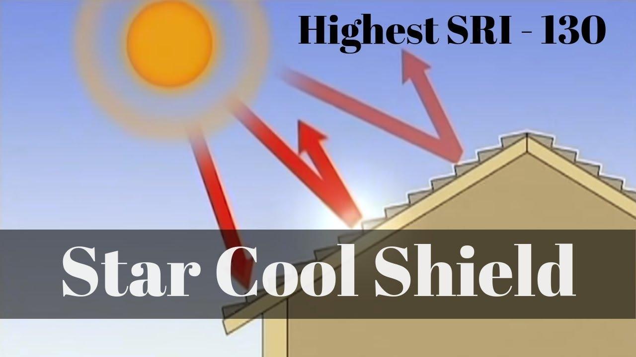 Star Cool Shield - Heat Reflective Paint - Starshield Paints & Coatings