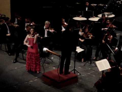 Musica clasica-Brahms Concierto para violin op 77