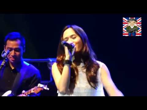 MUSIKITA || Sheryl Sheinafia - Thinking Out Loud (Jazz Version) || JAZZ TRAFFIC 2016