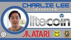 Charlie Lee: All Things Litecoin (#MimbleWimble, #Privacy, #Atari, ++)