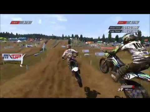 MXGP - The Official Motocross Videogame - Hyvinkaa Finland Gameplay [HD]