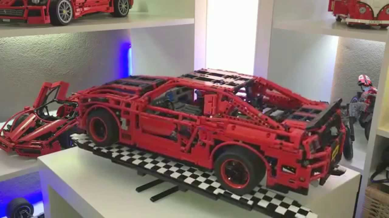lego technic ford mustang gt 500 youtube. Black Bedroom Furniture Sets. Home Design Ideas