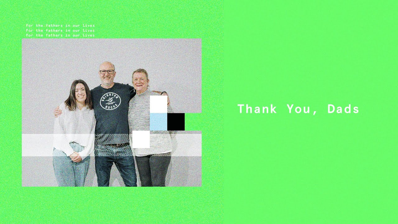 Thank You, Dads Cover Image