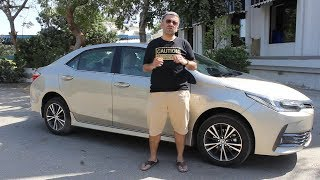 Official Review - ECarPak - Toyota Corolla Altis Crusetronic - The Forgotten Corolla