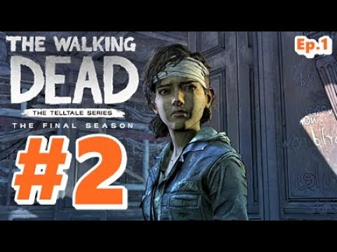 THE WALKING DEAD Season 4 - Ep.2 Done Running - Lost Boys!