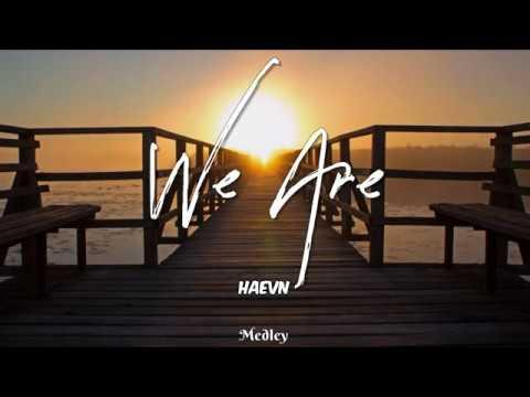 HAEVN - We Are (Lyric/Lyrics Video)