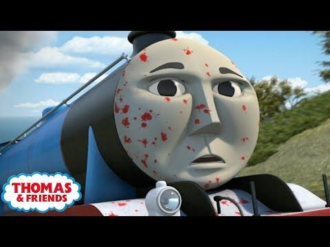Thomas & Friends   Henry Spots Trouble   Kids Cartoon