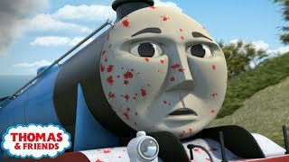 Thomas & Friends | Henry Spots Trouble | Kids Cartoon