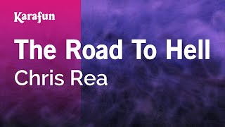 Karaoke The Road To Hell - Chris Rea *