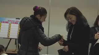 【フジテレビ公式】全日本フィギュアスケート選手権2018<女子フリー滑走順抽選>