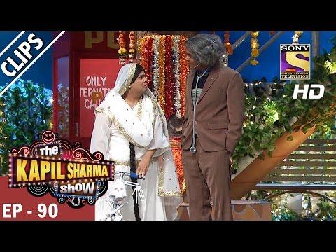 Bumper wants to marry Dr. Mashoor Gulati -The Kapil Sharma Show - 18th Mar 2017