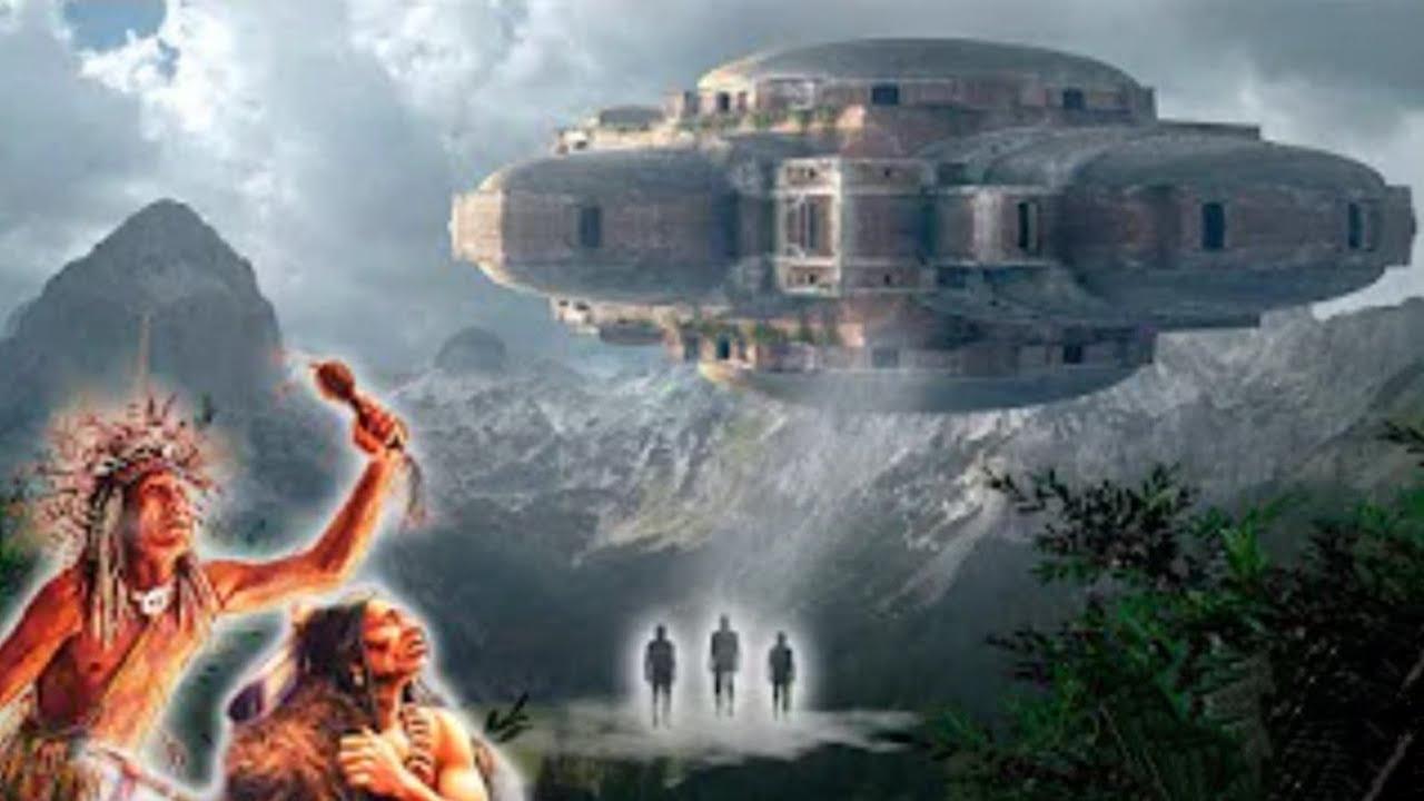 Sie Kamen Vom Himmel Und Veränderten Die Weltgeschichte