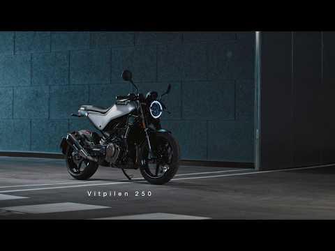 Introduction of Husqvarna VITPILEN 250   Husqvarna Motorcycles