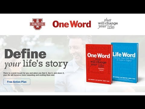 One Word That Will Change Your Life   Positive University Podcast Mp3