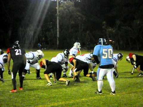 Costa Rica American Football Team