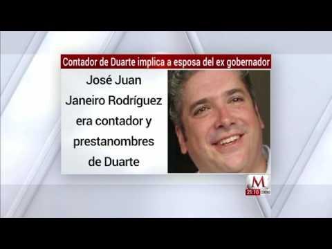 Contador de Duarte declara que Karime Macías obtuvo recursos de Veracruz para beneficio personal