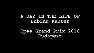 A Day in the Life of Fabian Kauter