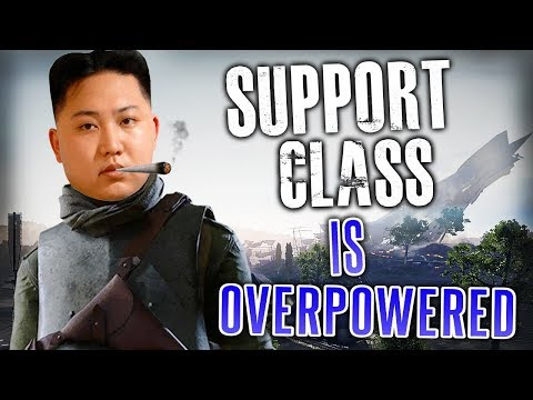The Support Class in a Nutshell  |  Battlefield 1 |