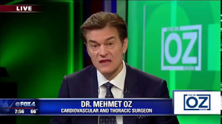 Dr. Oz:  Nut debate, hair restoration