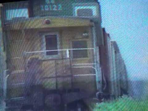 SHORTLINE ON STILTS: THE CAMAS PRARIE RAILROAD (VHS RECORDING)