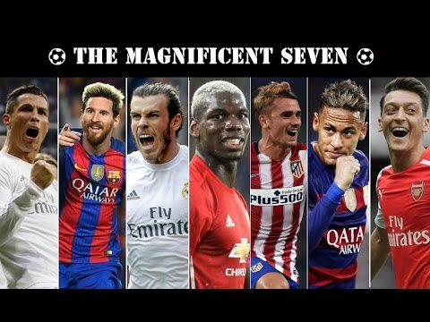 Download Best Football Skills mix 2017 ● Messi ● Neymar ● Ronaldo ● Ozil  ● Bale ● Pogba ● Griezmann 🔥 The M7