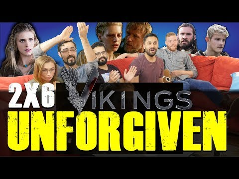 Vikings - 2x6 - Unforgiven - Group Reaction