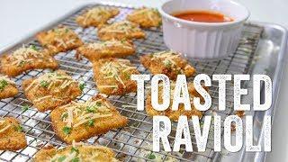 Toasted Ravioli Recipe : Season 5, Ep. 5 - Chef Julie Yoon