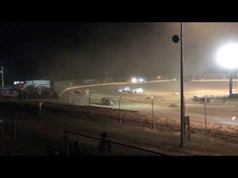 CJ KINNEER 99 at Midway Speedway Sport Mod Feature 8-18-18