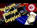 Halcyon Motorcycle Goggles Review!