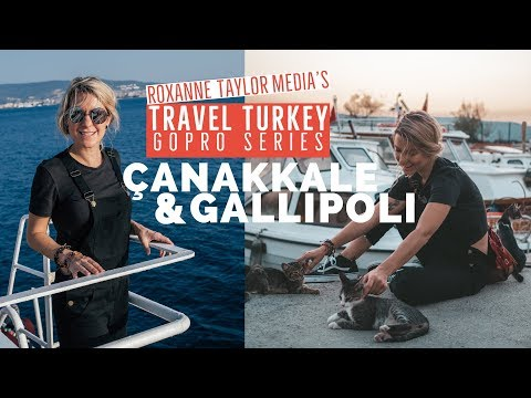 Canakkale & Gallipoli - Travel Turkey GoPro Vlog Series ep2