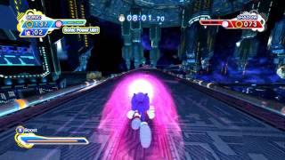 Sonic Generations - Прохождение pt10(Псевдокооперативное прохождение игры