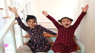 Kuzenlerimle Eğlenceli Sabah Rutinim! Fun morning routine with my cousins!