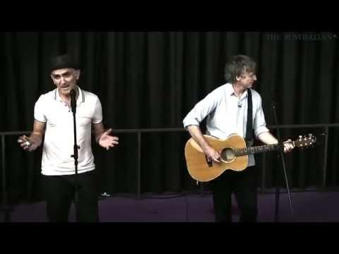 Paul Kelly and Neil Finn - Into Temptation