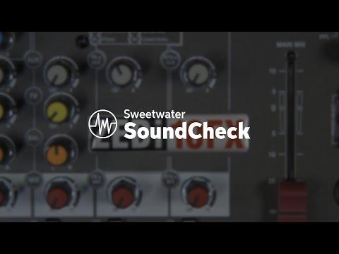 Allen & Heath ZED and ZEDi Mixers Reviewed