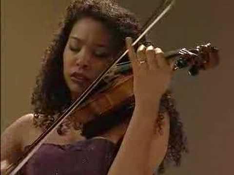 Paganiniana for Solo Violin - Nokuthula Ngwenyama