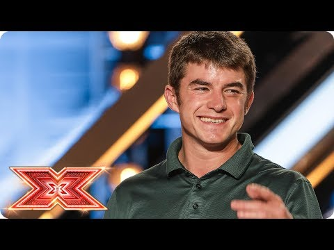 Is it Anthony Russell's time to shine? | Auditions Week 1 | The X Factor 2017