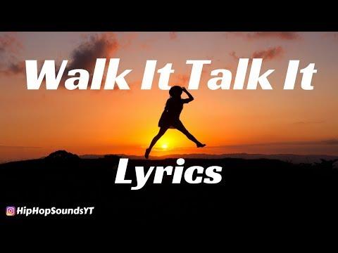 Migos  Walk It Talk It Lyrics ft Drake