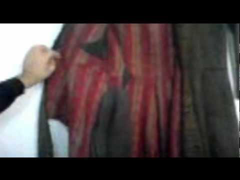 Одежда Устаза Кунта-Хаджи