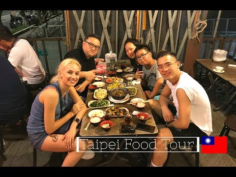 Taiwan Food Tour with my brother Winston | VLOG 39