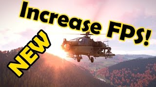 NEW - ARMA 3 TIP FOR MORE FPS