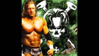 WWE Triple h theme (Bow Down to the game)