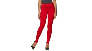 DG LUXSPORT Luxe Denim Skinny Jegging  Fashion Colors