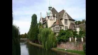 Франция-Страсбург красивые места(Франция-Страсбург красивые места., 2015-03-07T15:30:01.000Z)