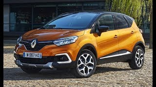 ATTRACTIVE  AND SMART INTERIOR : Unveil 2019 Renault Captur [Lastest News]