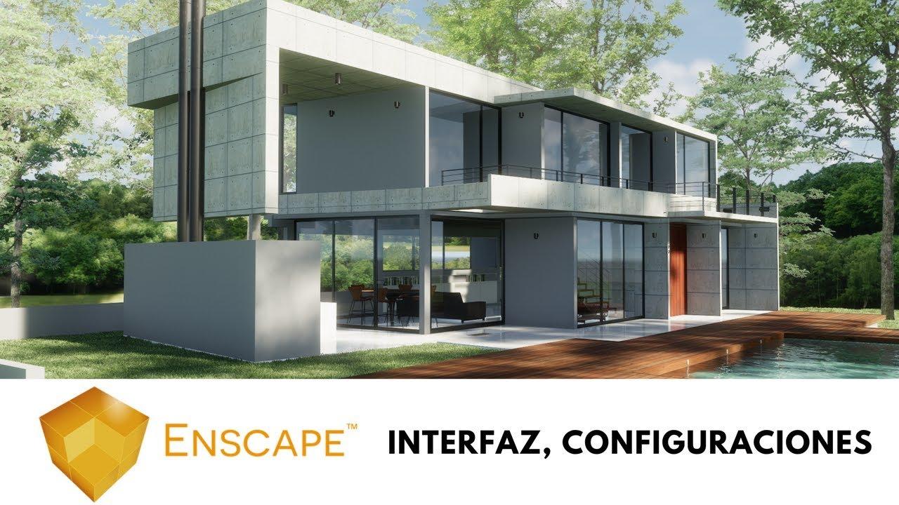 Repeat Enscape - 02- Interfaz e configuraciones by Robson
