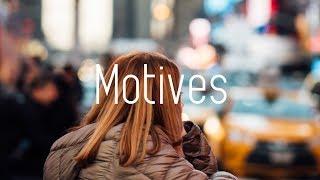 PLS&TY - Motives (Lyrics) ft. GANZ & Nevve
